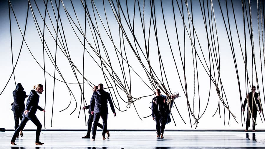Civitanova Danza 2017: intervista a Tero Saarinen