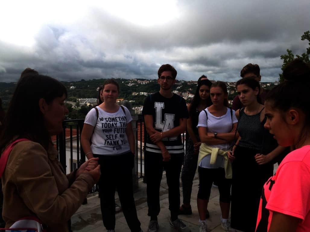 Visita guidata per Coimbra