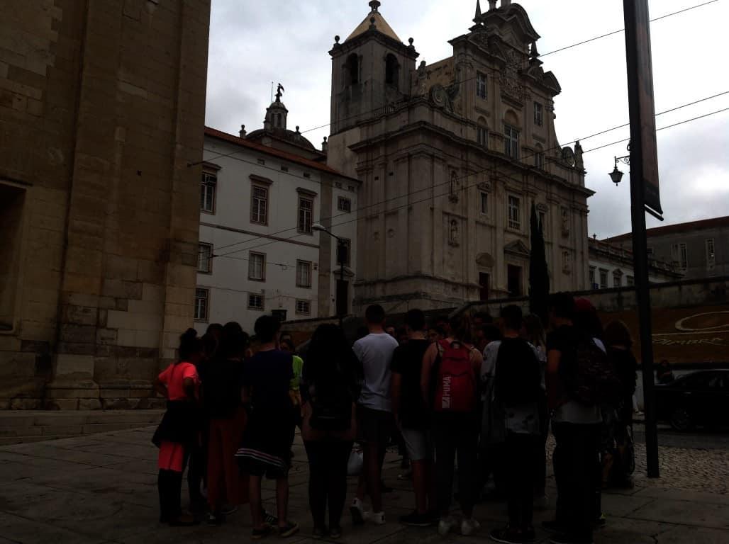 Coimbra - visita guidata