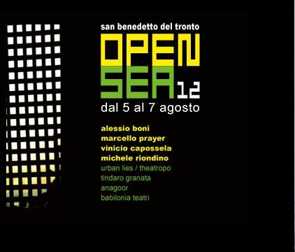 Aspettando Open Sea Festival