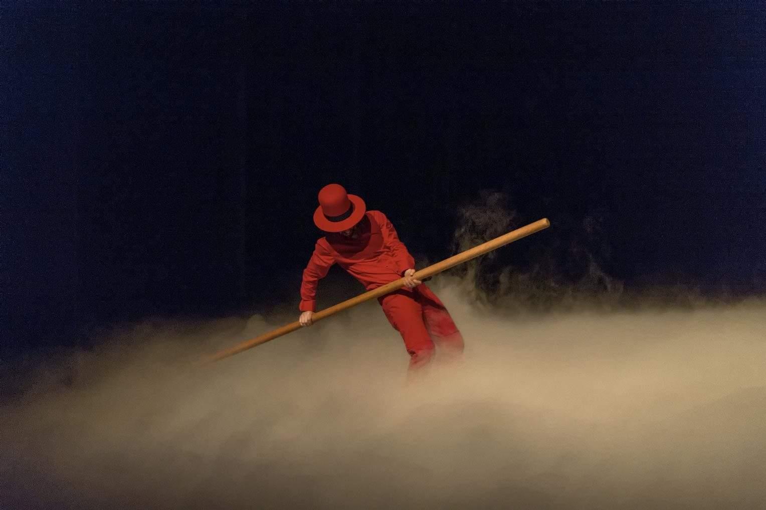 Il nuovo lavoro di Jan Fabre incanta Civitanova Danza