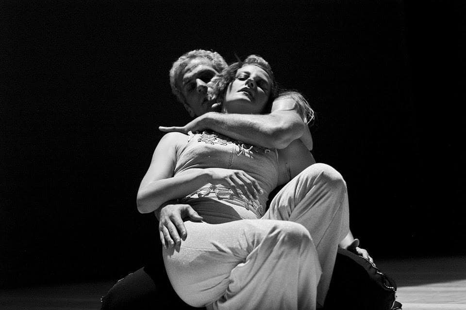Leonardo Diana e Marta Bevilacqua in NARCISO_IO