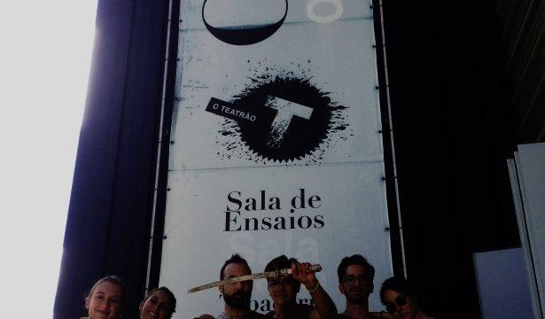 O Teatrao a Coimbra
