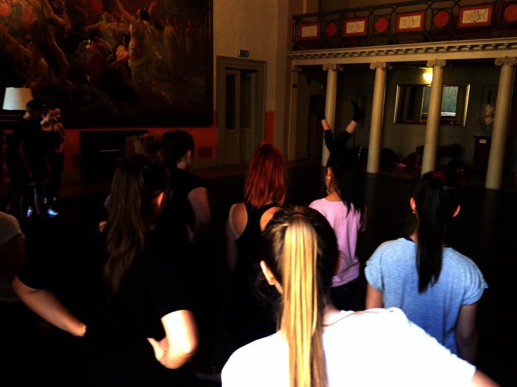 masterclass con Paola Lattanzi 3