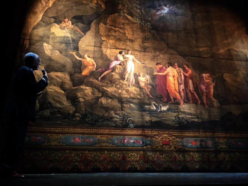 Giorgio Castellani racconta la storia del Rossini