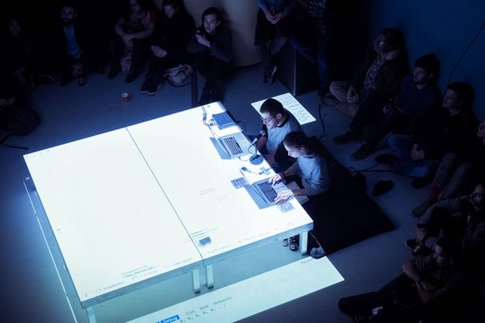 Anatomies of Intelligence: un'intervista durante la residenza digitale